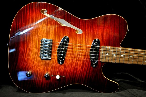 T-Style, Contoured Thinline