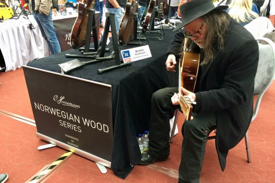 The Holy Grail Guitar Show 2016