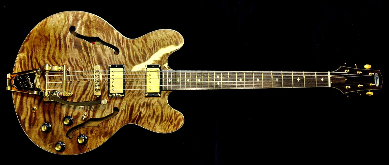 NWS Semi Hollow