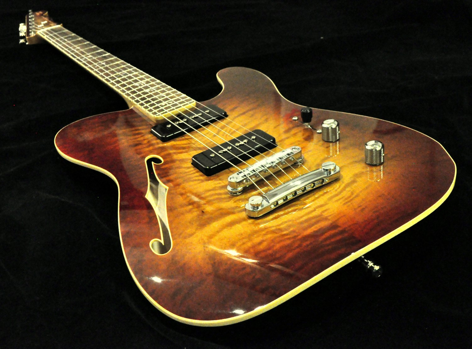 T-Style, Contoured Thinline, P-90
