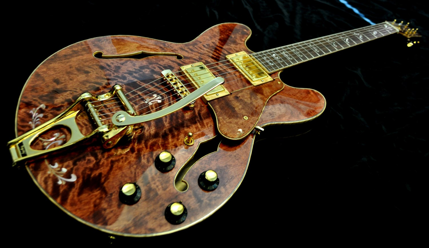 NWS Semi Hollow, Birch