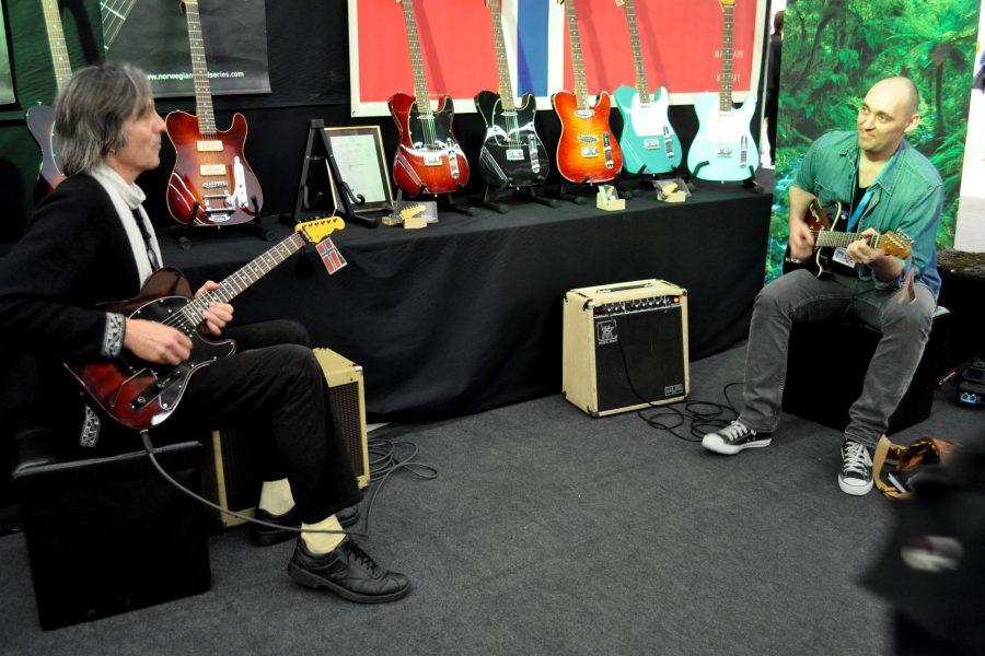 Musikmesse Frankfurt 2012